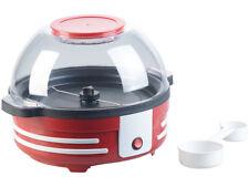 Machine à pop-corn rétro 850 W avec mélangeur et revêtement antiadhésif - Rosen