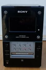 Sony CMT-MD1DX HI-FI STEREO MICRO SYSTEM