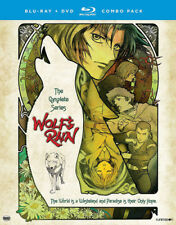 Wolf's Rain: The Complete Series [New Blu-ray] With DVD