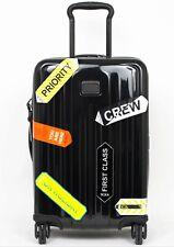 "Tumi Set of 6 Stickers Custom Luggage Travel Accesories 6 3/4"" x 2"""