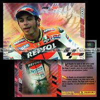 #pngp03.051 ★ Pilote VALENTINO ROSSI (MOTOGP REVIEW 2002) ★ Panini Moto GP 2003