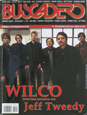 BUSCADERO 290 2007 Jeff Tweedy Warren Zevon Patti Smith Leonard Cohen Bob Seger