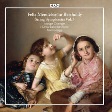 String Symphonies 3 [New CD]
