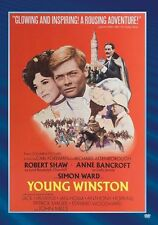 YOUNG WINSTON (1972 Robert Shaw, Anne Bancroft) Region Free DVD - Sealed