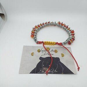 Elements - Fire Handmade Bracelet