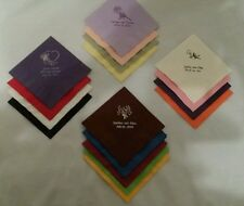 Printed Napkins 200 (2 Ply) (Various Colors)