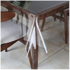 Tovaglia trasparente AL METRO h130 copri tavolo plastica cristallo cucina casa