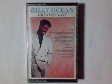 BILLY OCEAN Greatest hits mc ITALY SIGILLATA