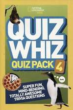 National Geographic Society Quiz Whiz Volume 4 for Children - Geographic Kids
