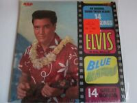 Elvis Presley BLUE HAWAII LSP-2426 RCA Victor record lp stereo