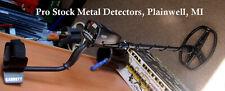 New ListingGarrett At-Max Pro Waterproof Metal Detector/ 2 Coils! Gold, Coins, Relics, Surf