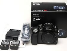 Panasonic LUMIX DMC-GH4 16,0 MP + Extras