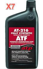 7 Quarts Automatic Transmission Fluid (ATF) ATP Synthetic Multi Vehicle