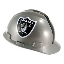 Msa 818405 V-Gard Nfl Cap Style Hard Hat - Oakland Raiders