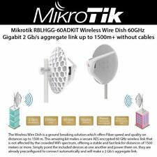 MikroTik Rblhgg-60adkit 2 Gb/s Aggregate Link up to 1500m