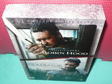 GLADIATOR - ROBIN HOOD - RUSSELL CROWE -