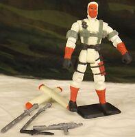GI JOE vs Cobra NO o-ring Storm Shadow v7 ninja leader 2002 action figure