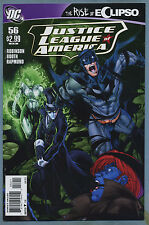 Justice League of America #56 2011 Rise of Eclipso DC Comics g