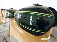 kawasaki z900,kz900, a4, decal set
