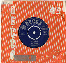 "Karl Denver - Joe Sweeney 7"" Single 1961"