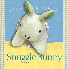 Snuggle Bunny Let's get ready for bedtime! Children's Book Story Books A10 LL101