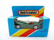 MATCHBOX 22 JAGUAR XK 120