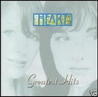 HEART - GREATEST HITS D/Remaster CD ~ ALL I WANNA DO ~ 80's 90's *NEW*