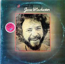 JESSE WINCHESTER - 2 ORIGINALS OF...  - BEARSVILLE - 2 LP SET - U.K. PRESSING
