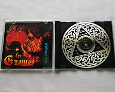 Les GNOMES Dem redwrn CD SMASH IT UP (1991) hardcore punk NMINT