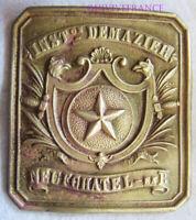 PLATEAU BOUCLE DE CEINTURON INSTITUTION DEMAZIER NEUCHATEL EN Bray