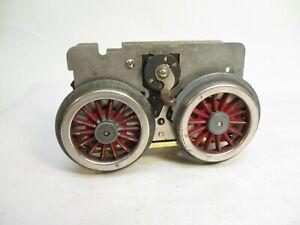Lionel Bild-A-Loco Motor Early Brass Odd Wheel Standard Gauge X5886