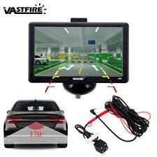 """7"""" Zoll Auto GPS Bluetooth 8GB Navigationsgerät Navigation AV IN Rückfahrkamer"""