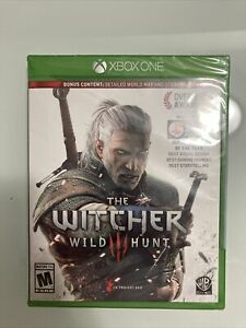 Witcher 3: Wild Hunt (Xbox One) - ***BRAND NEW FACTORY SEALED*** - bonus content
