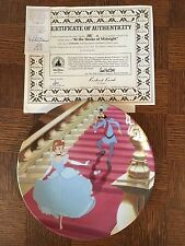 "Knowles China ""Cinderella"" 8-Plate Collection, New w/ Original Boxes"