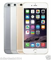 Apple iPhone 6 Plus 4S -16GB GSM Factory Unlocked Smartphone Gold Gray Silver