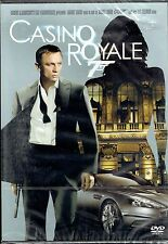 DVD - CASINO ROYALE 007 - Daniel Graig