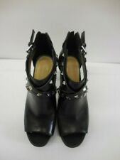 349f261c0 Marc Fisher Womens Open Toe Booties Ankle Boots Womes US size 6.5 M
