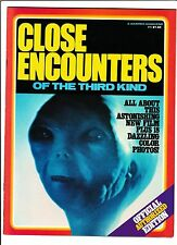 CLOSE ENCOUNTERS OF THE THIRD KIND  [1978 VF+]  INSIDE LOOK AT THE FILM CLASSIC!