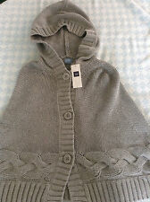 Gap 100% Cotton Jumpers & Cardigans (0-24 Months) for Girls