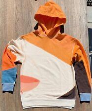 ☆  Alex Katz Orange Hat ☆ Hoodie ☆ Art Basel ☆ Kapuzensweatshirt ☆ Guggenheim