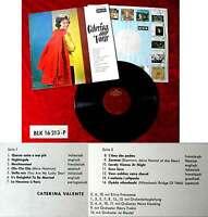 LP Caterina Valente: Caterina on Tour (Decca BLK 16 213-P) D