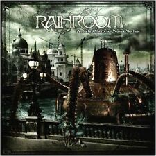 RAINROOM - And The Other That Was A Machine CD