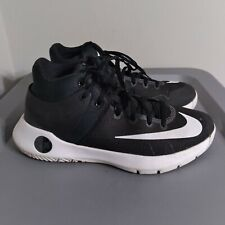 Nike KD Trey 5 IV Men's Size 8 Basketball Shoes Black/White Athletic Sneakers