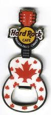 NIAGARA FALLS CA,Hard Rock Cafe,MAGNET,Bottle Opener,maple Leafs