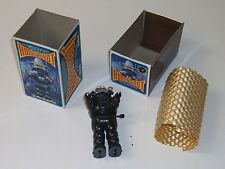 "FORBIDDEN PLANET ROBBY ROBOT - 4.5"" Wind-Up Walking Figure - MASUDAYA 1984 w/Box"