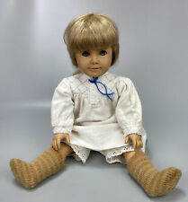 Pleasant Company American Girl Kirsten 1990 Doll with Nightgown Blonde Hair AA