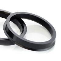 1 Spigot Ring 72.6 - 57.1 Wheel Spacer Alloy Wheel Hub Centric Wolfrace Keskin