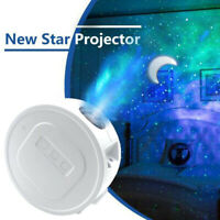 LED Starry Sky Projector Light Ocean Wave Star Sky Galaxy Night Light Mood