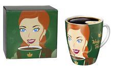 Ritzenhoff sammelbecher 15. edition limité JACOBS tasse de café tasse