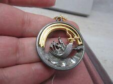 "Roman, Inc Noahs Ark ""The Promise"" necklace. Christian gift"